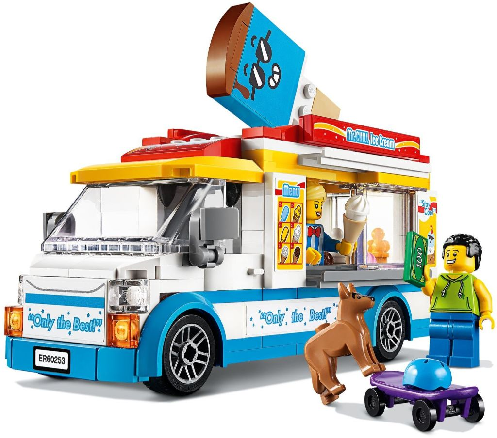 LEGO City 60253 Ice Cream Truck 2