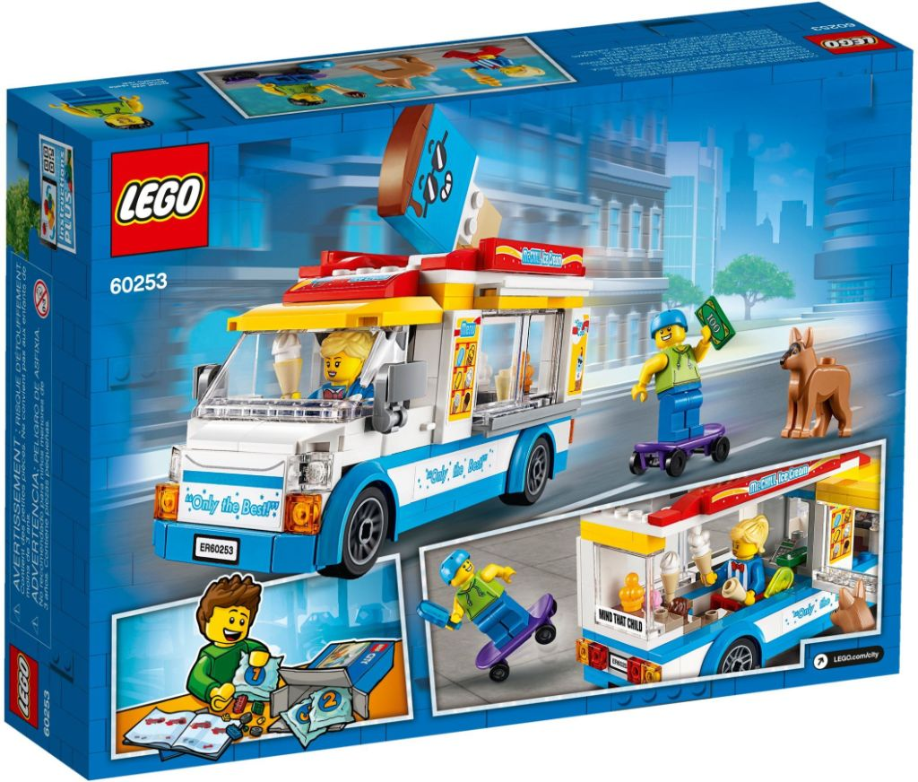 LEGO City 60253 Ice Cream Truck 3