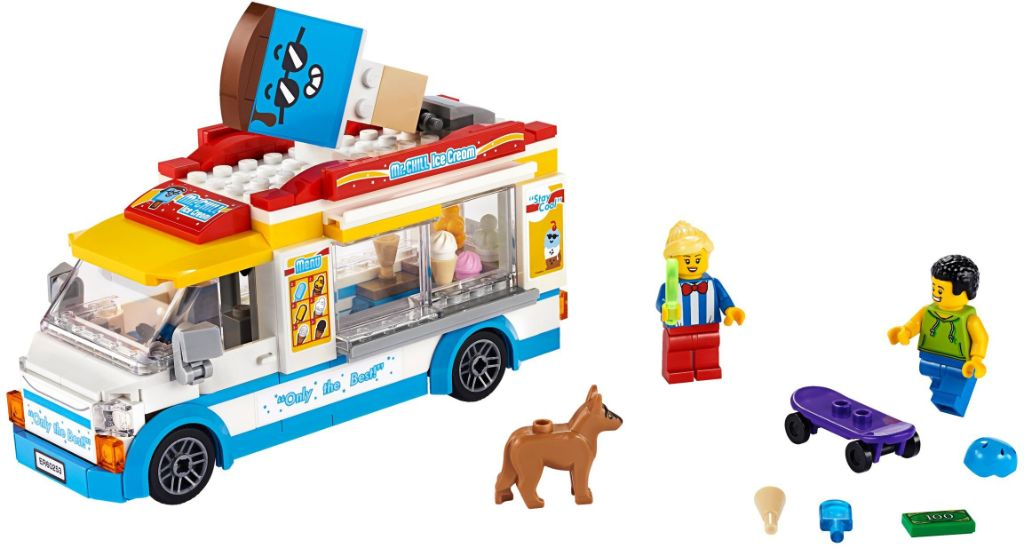 LEGO City 60253 Ice Cream Truck 4