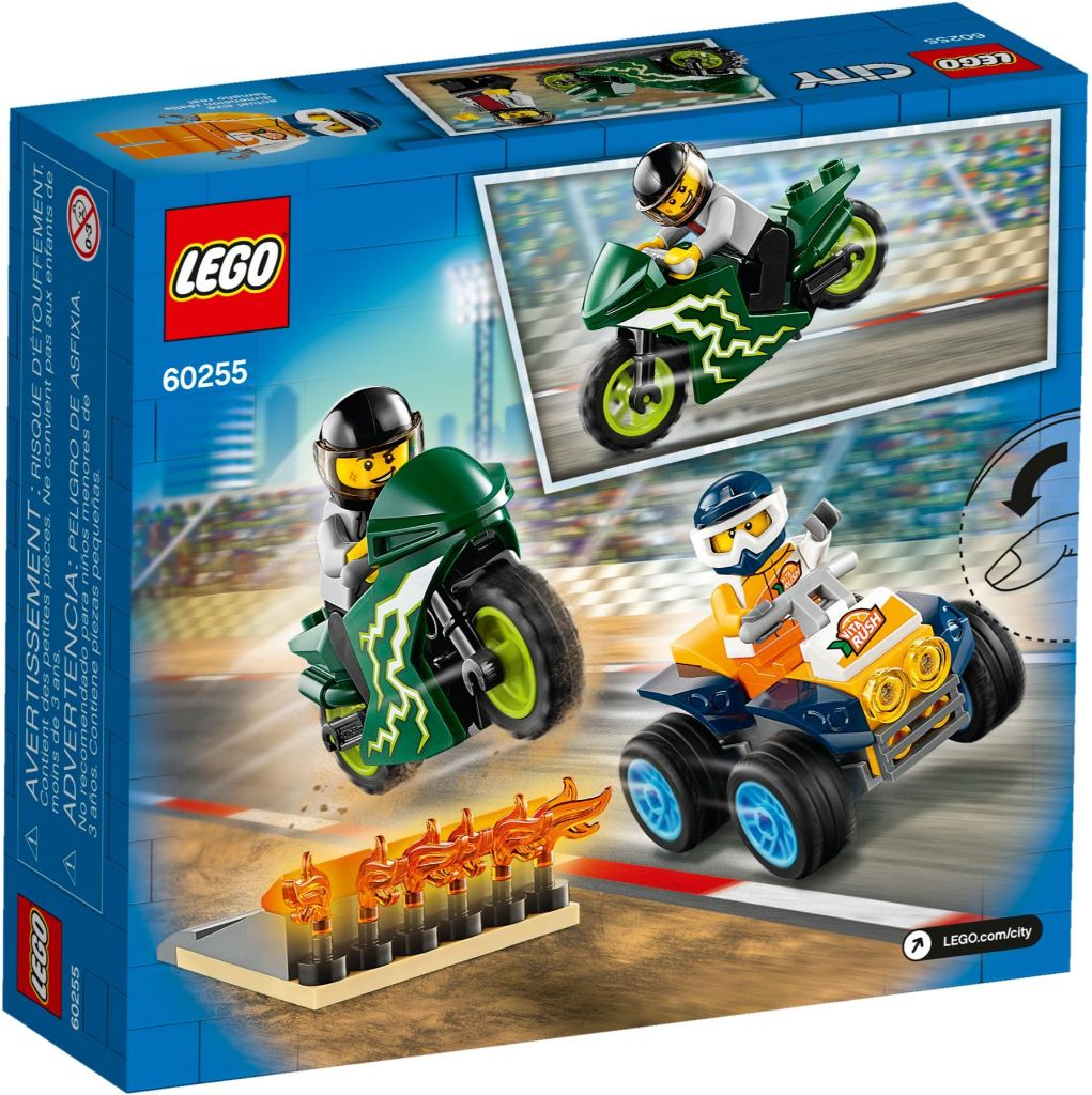 LEGO City 60255 Stunt Team 4