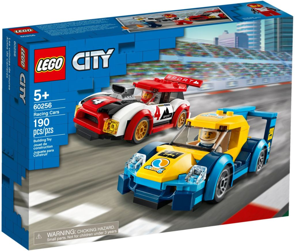 LEGO City 60256 Racing Cars 1