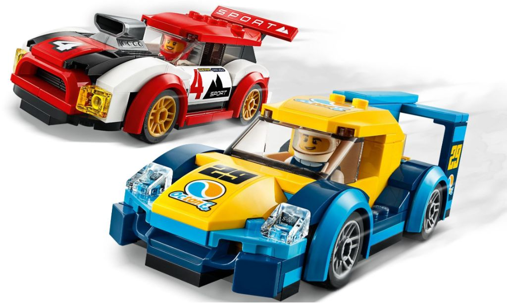 LEGO City 60256 Racing Cars 2