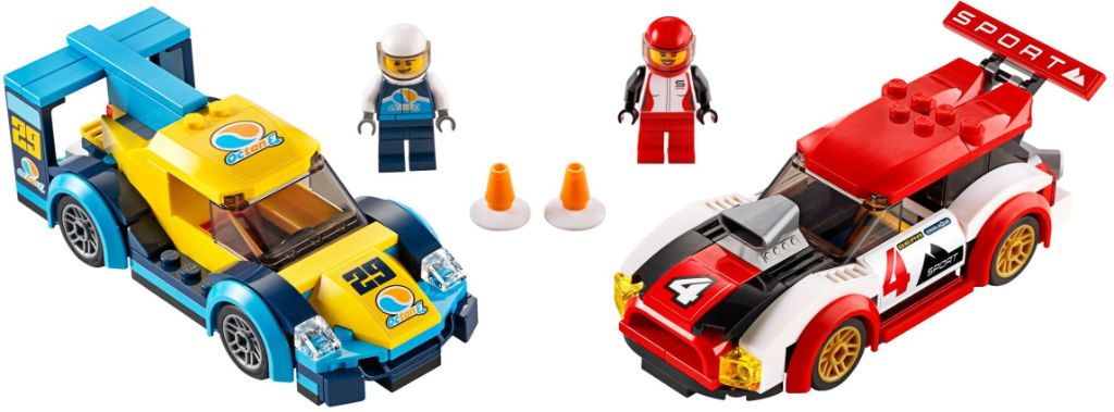 LEGO City 60256 Racing Cars 4