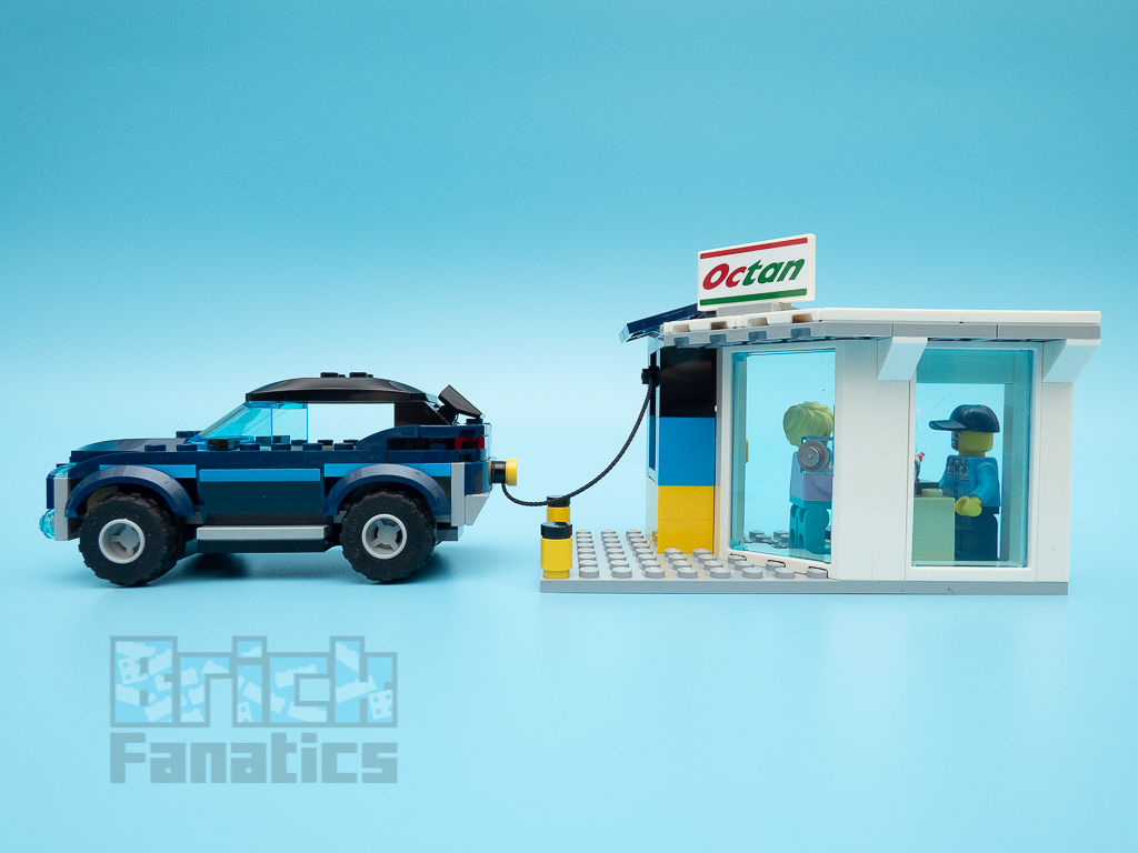 LEGO City 60257 Service Station 37