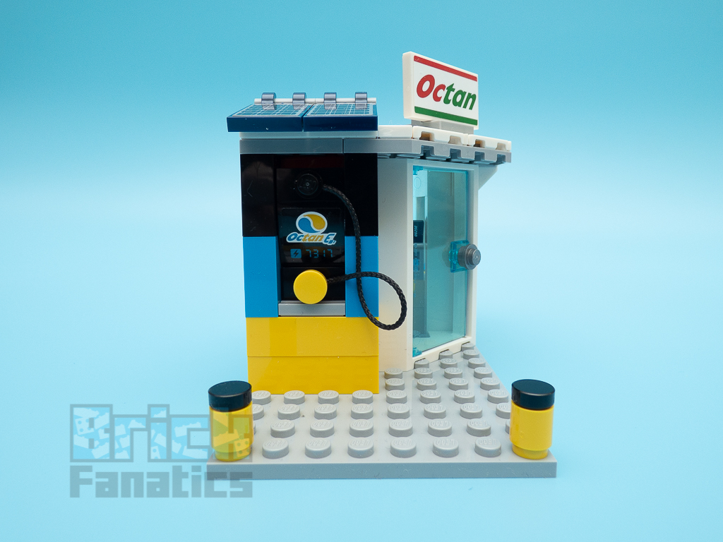 LEGO City 60257 Service Station 38