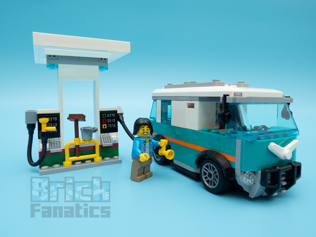 LEGO City 60257 Service Station 41