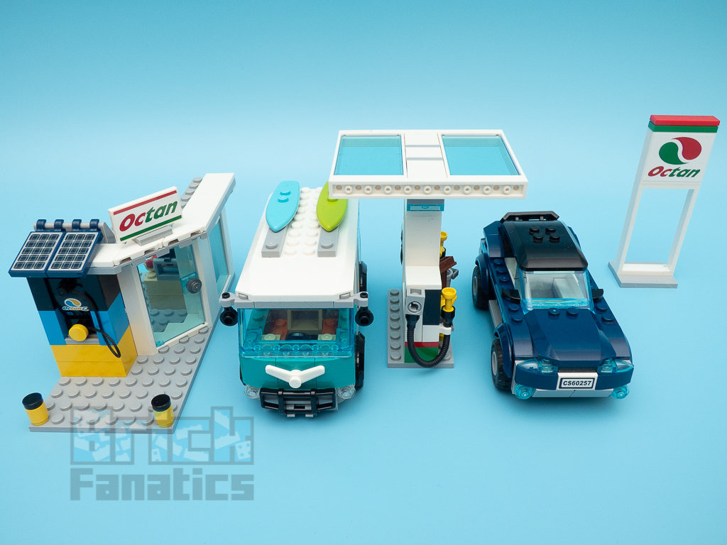 LEGO City 60257 Service Station 48