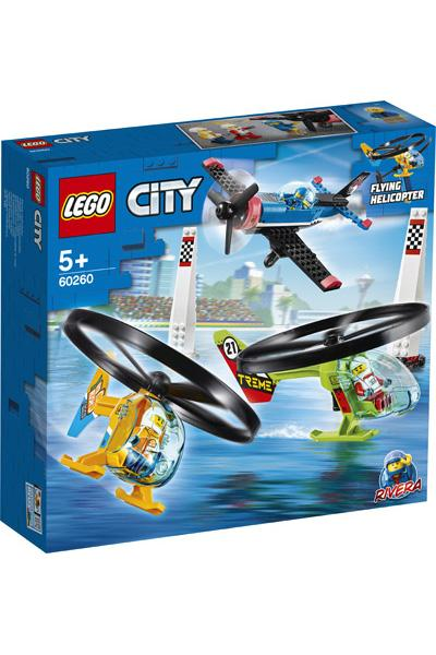 LEGO City 60260 Flying Helicopters 1