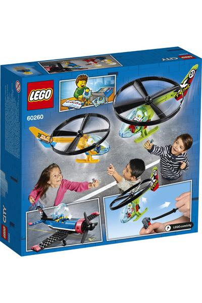 LEGO City 60260 Flying Helicopters 3