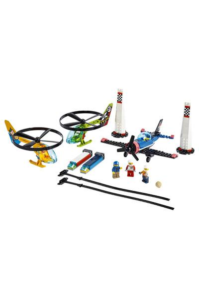 LEGO City 60260 Flying Helicopters 4