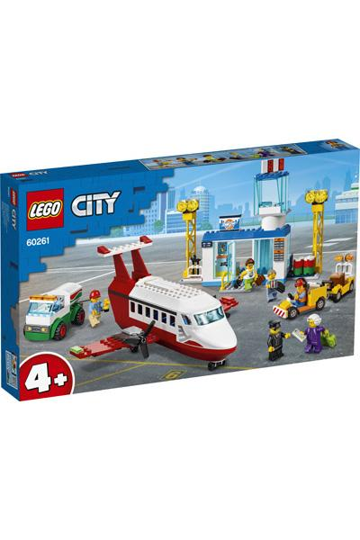LEGO City 60261 Central Airport 1