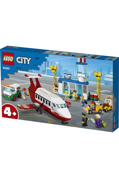 LEGO City 60261 Central Airport 2