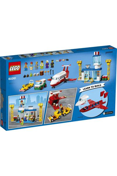 LEGO City 60261 Central Airport 3