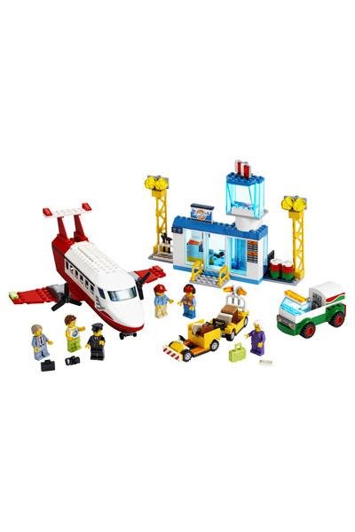 LEGO City 60261 Central Airport 4