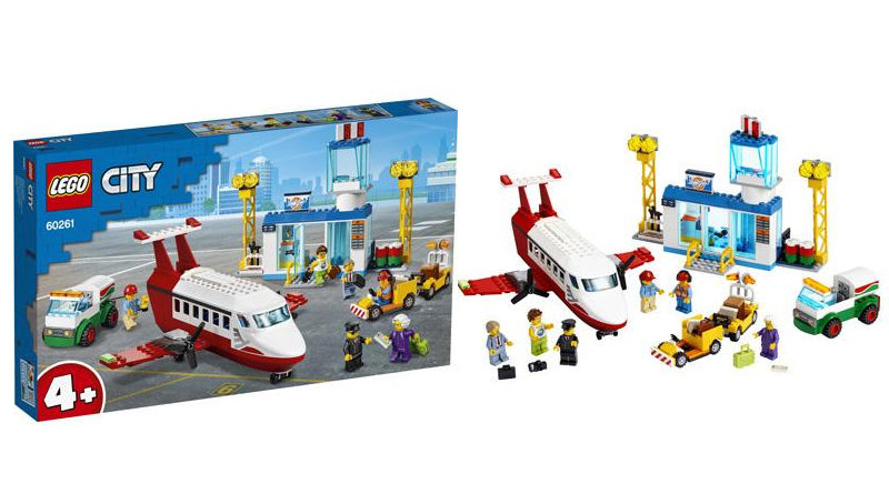 LEGO City 60261 Central Airport