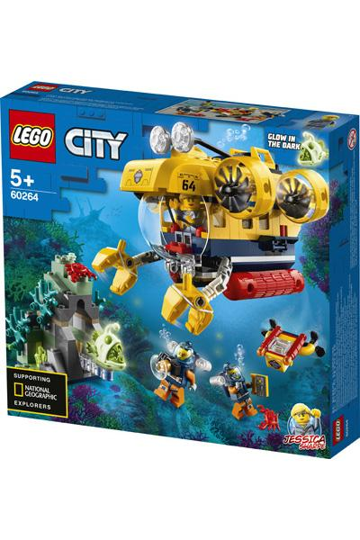 LEGO City 60264 Exploration Submarine 2