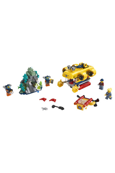 LEGO City 60264 Exploration Submarine 4