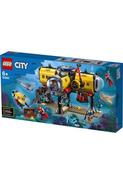 LEGO City 60265 Ocean Exploration Base 2