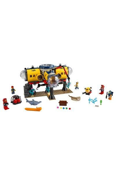 LEGO City 60265 Ocean Exploration Base 4