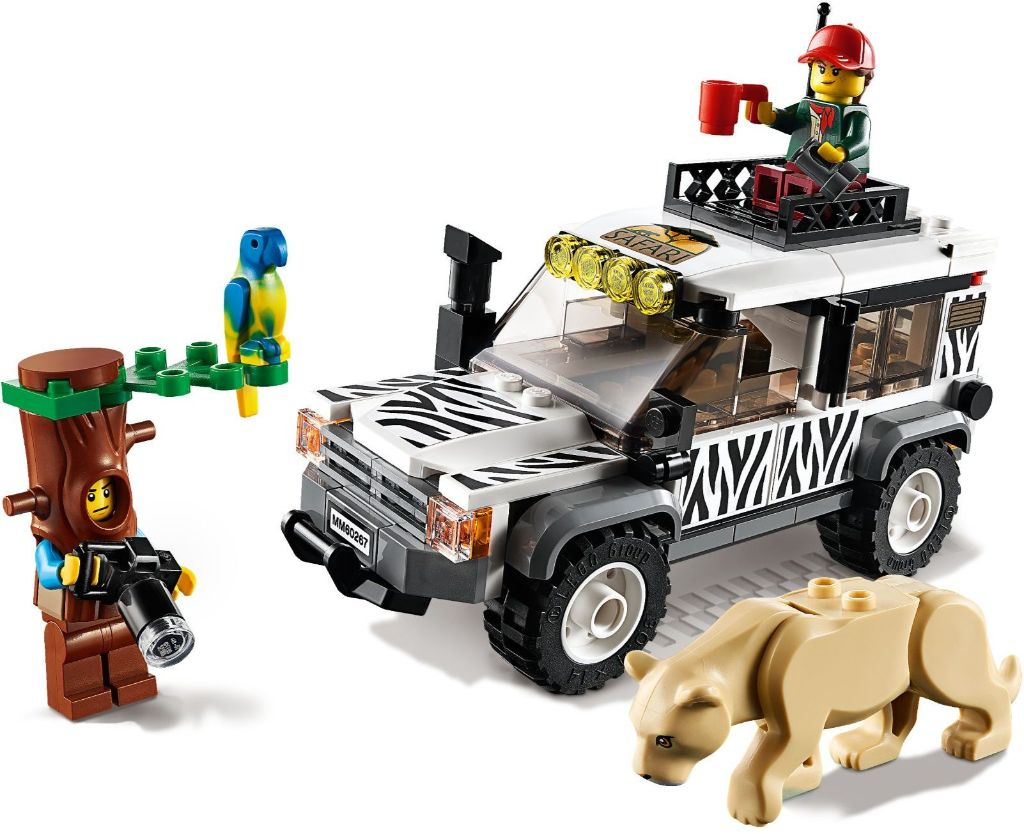 LEGO City 60267 Safari Off Roader 2