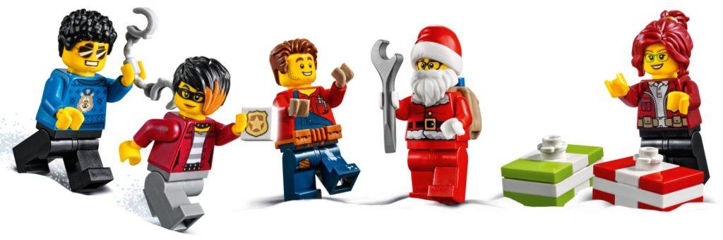 LEGO City 60268 Advent Calendar 5