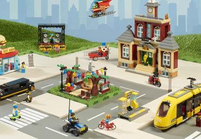 Cheap LEGO City 60271 Main Square in the VIP Reward Centre – Black Friday deals