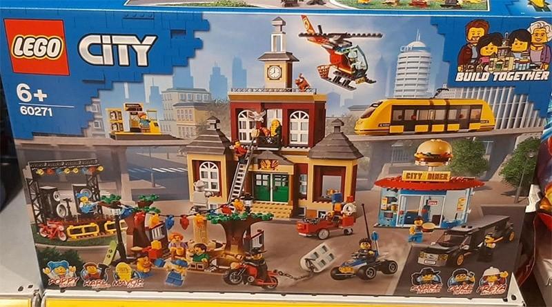LEGO City 60271 Main Square Featured