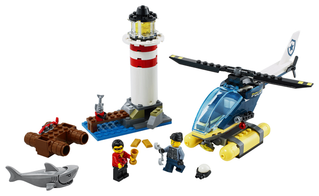 LEGO City 60274 Elite Police Lighthouse 3
