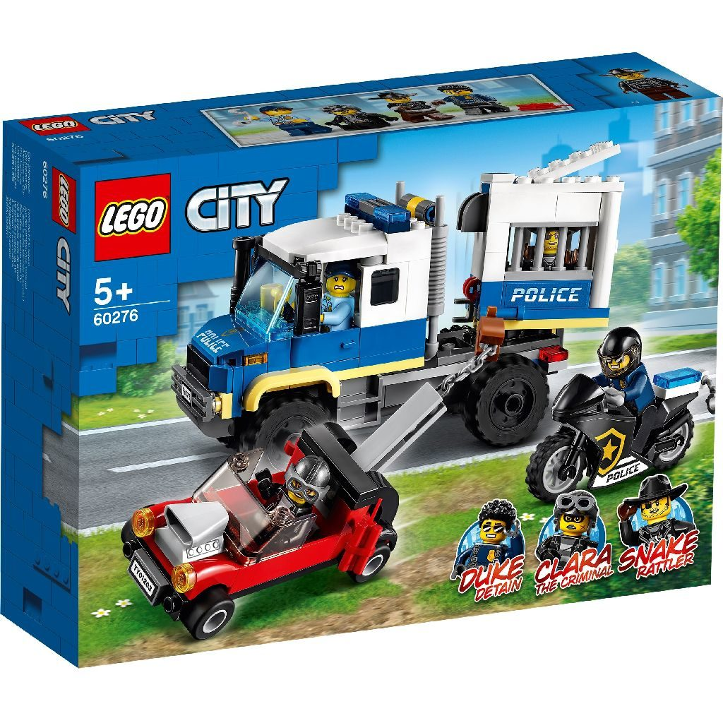 LEGO City 60276 Police Prisoner Transport 1 1024x1024