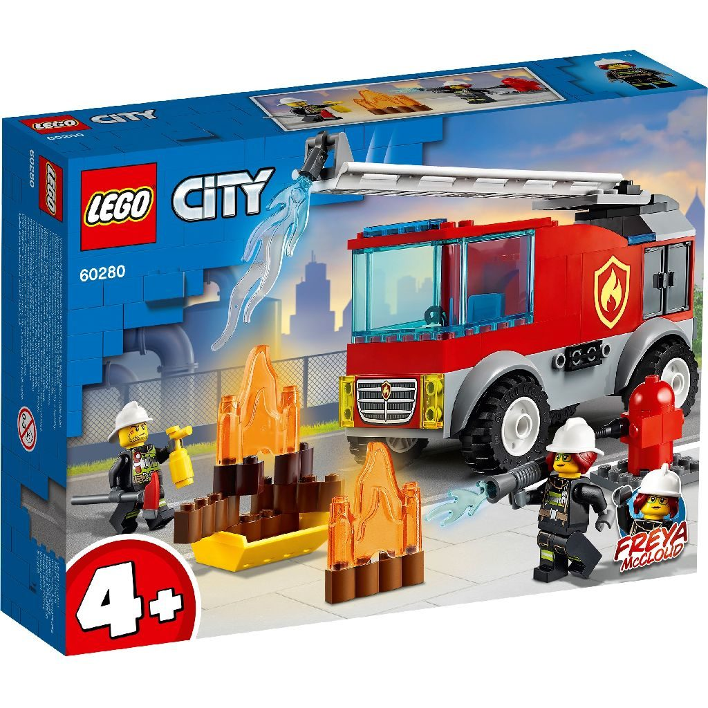 LEGO City 60280 Fire Ladder Truck 1 1024x1024