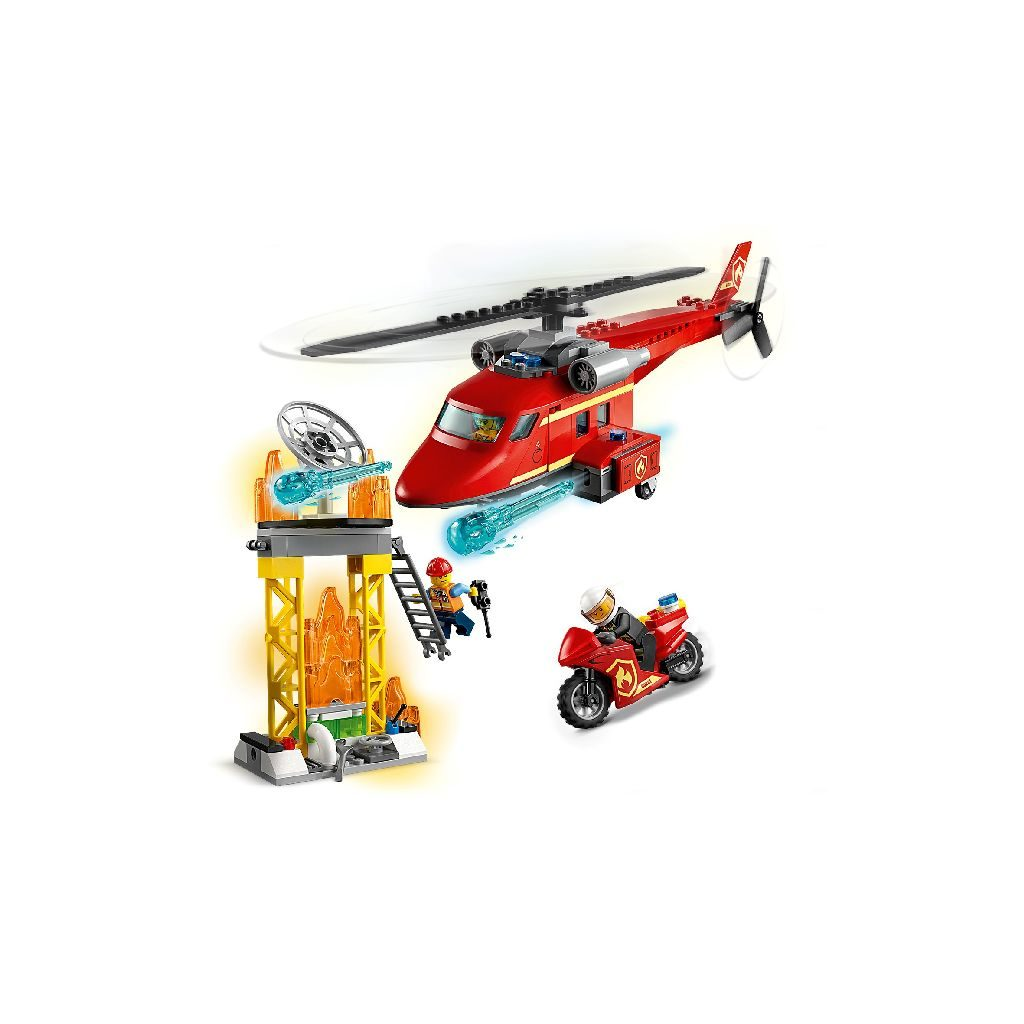 LEGO City 60281 Fire Rescue Helicopter 2 1024x1024
