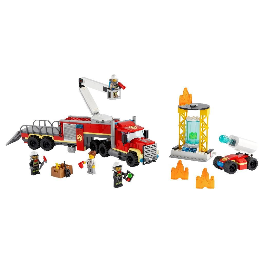 LEGO City 60282 Fire Command Unit 1 1024x1024