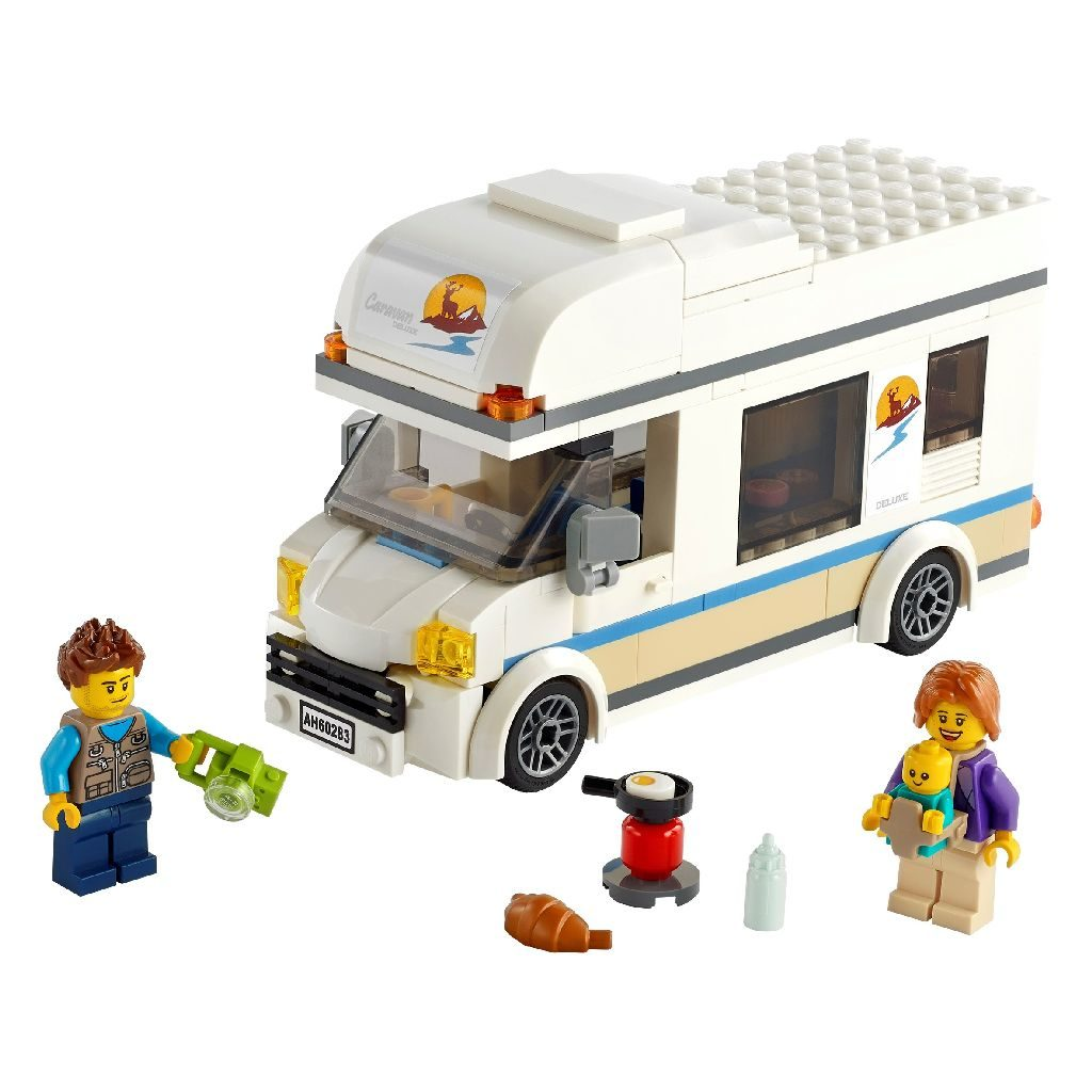 LEGO City 60283 Holiday Camper Van 1 1024x1024