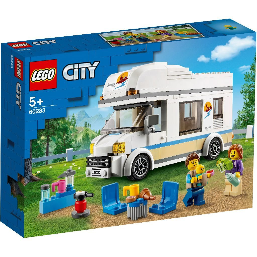 LEGO City 60283 Holiday Camper Van 2 1024x1024