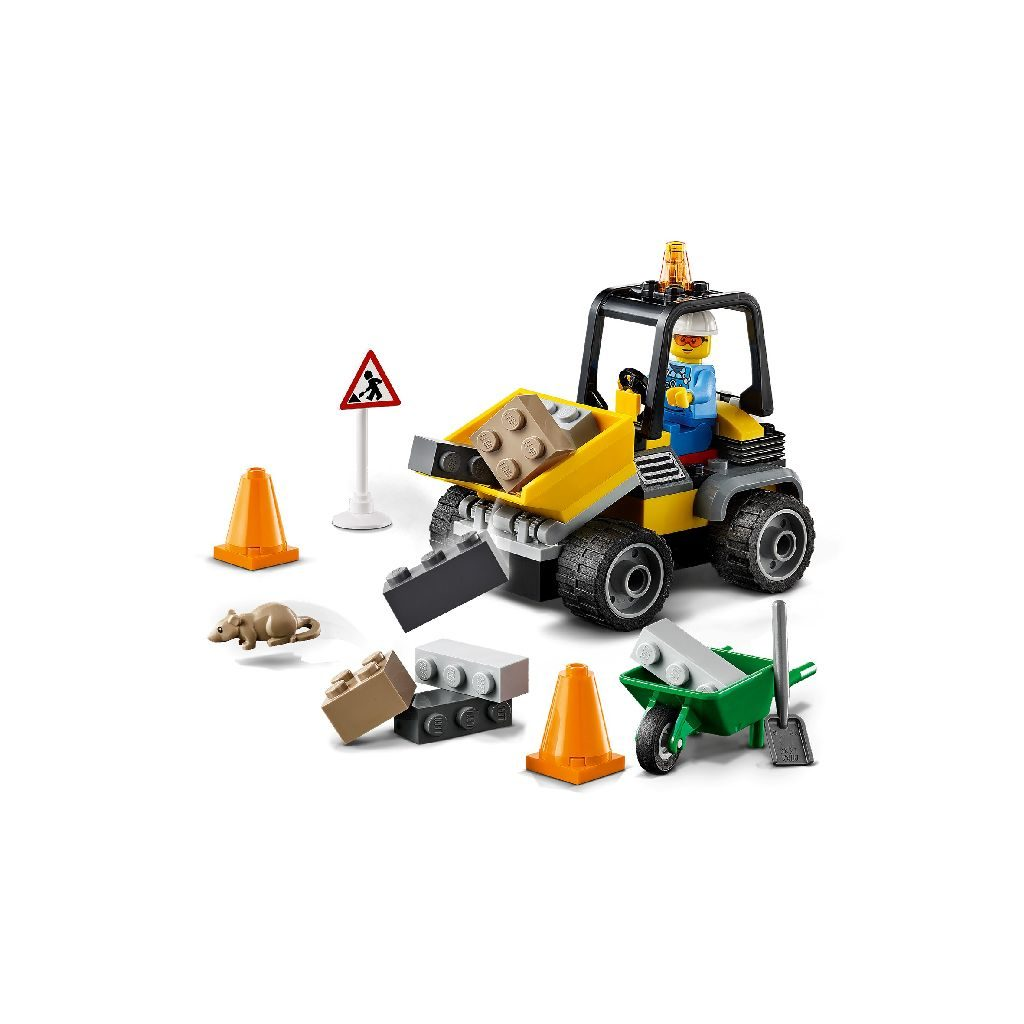 LEGO City 60284 Roadwork Truck 1 1024x1024