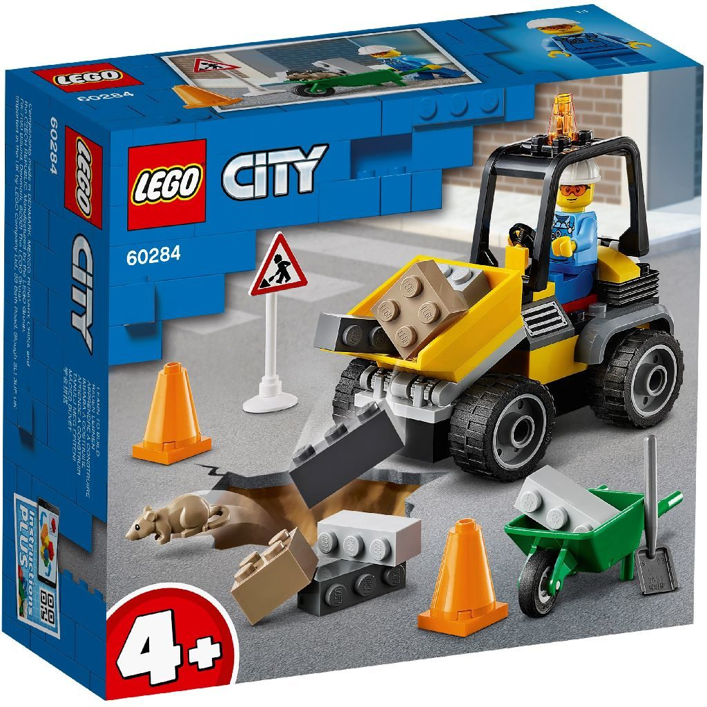 LEGO City 60284 Roadwork Truck 2 1024x1024