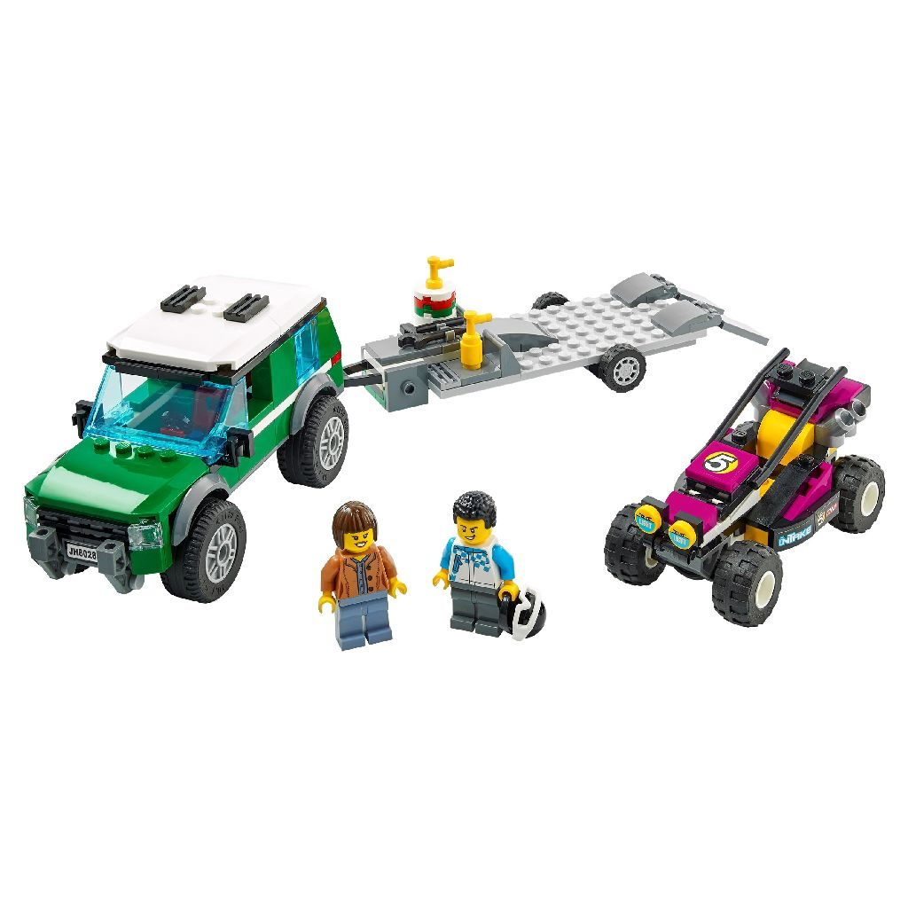 LEGO City 60288 Race Buggy Transporter 2 1024x1024