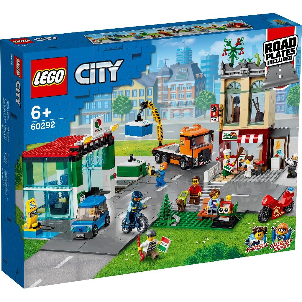 LEGO City 60292 Town Center 2 1024x1024