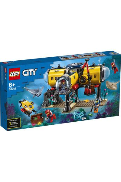LEGO City 60624 Ocean Exploration Base 1
