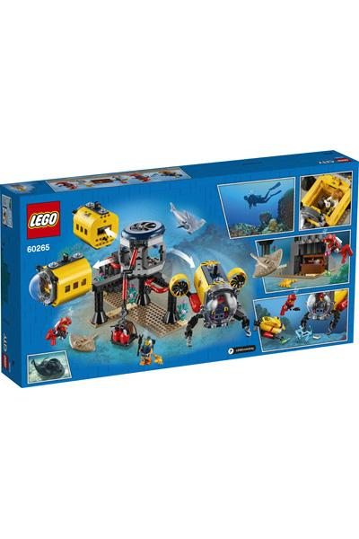 LEGO City 60625 Ocean Exploration Base 3