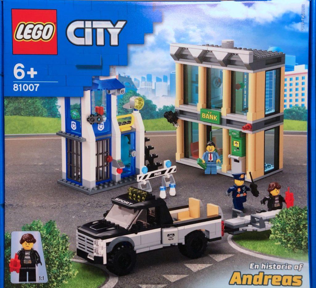 LEGO City 81007 Design You Own 1