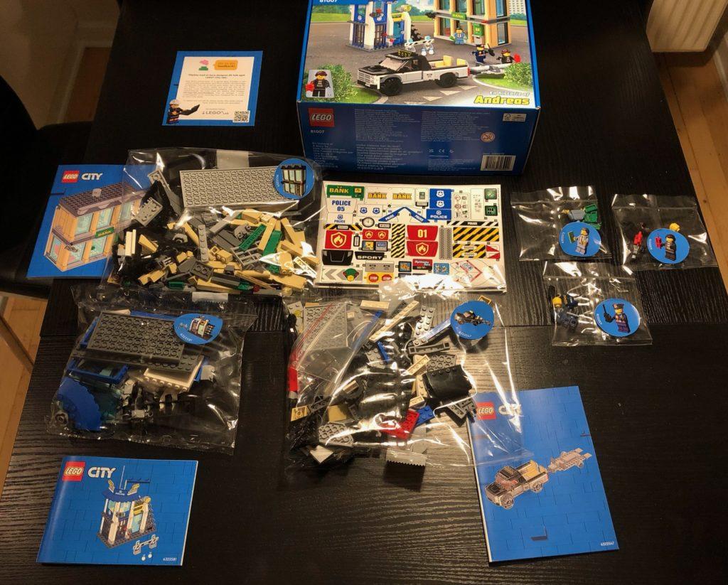 LEGO City 81007 Design You Own 2