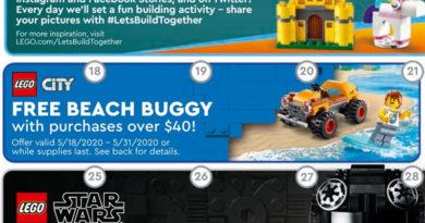 LEGO City promotion