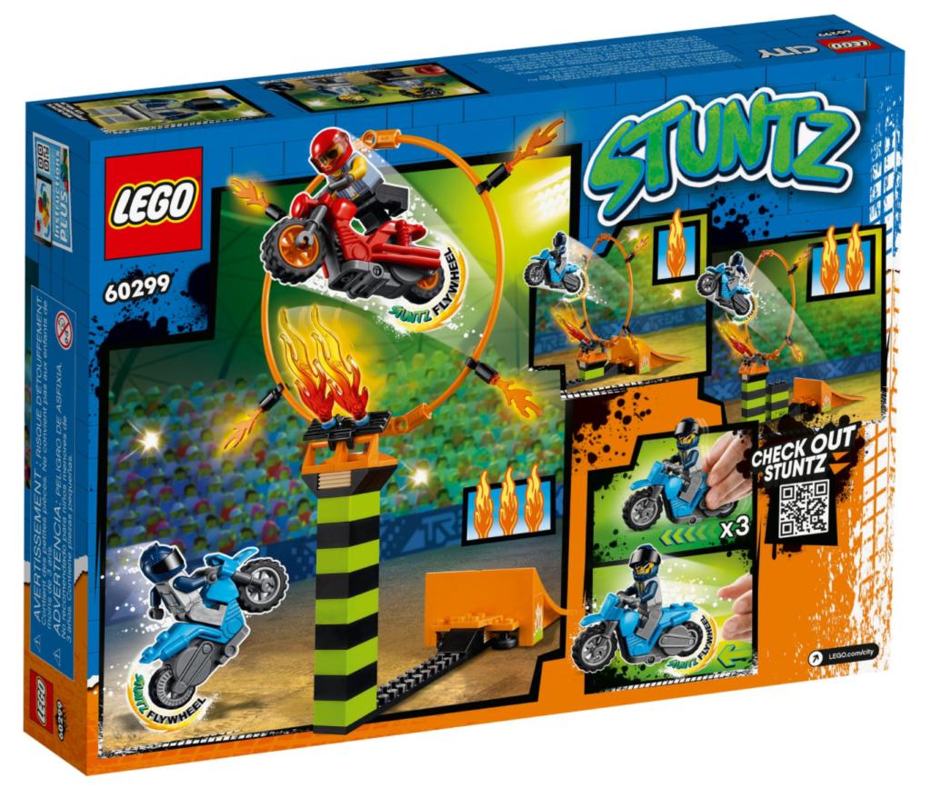 Lego City Stuntz 60299 Stunt ယှဉ်ပြိုင်မှု