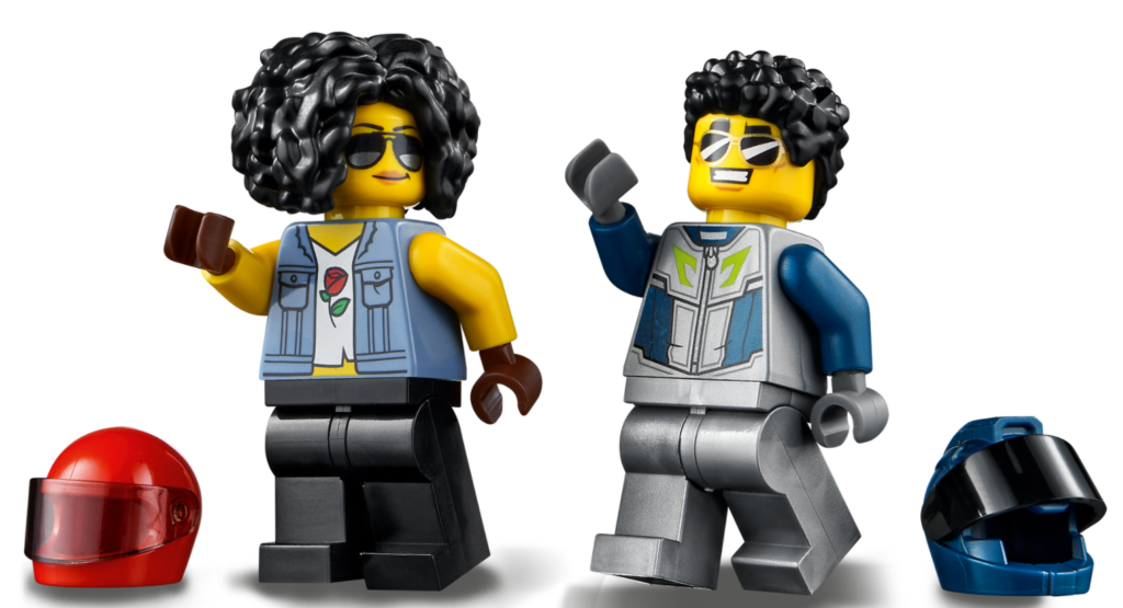 Lego City Stuntz 60299 Stunt ယှဉ်ပြိုင်မှုအသေးစား