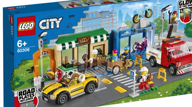 LEGO City Cover
