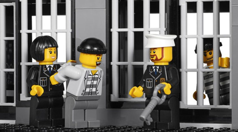 LEGO City jailed featured