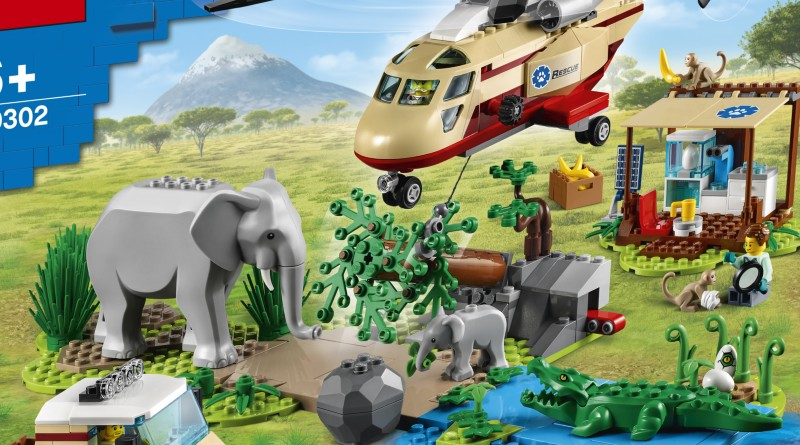 LEGO City Summer 2021 Featured 1