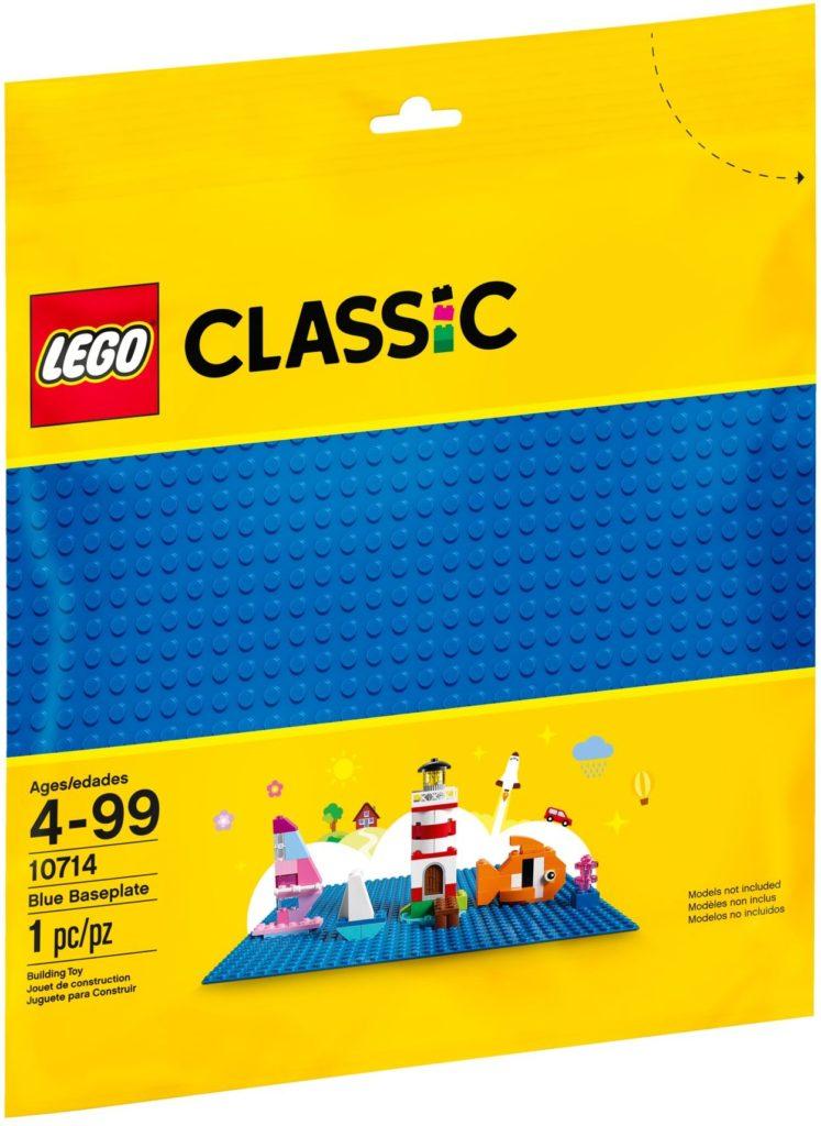 LEGO Classic 10714 Blue Baseplate