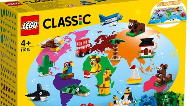 LEGO Classic 11015 Featured